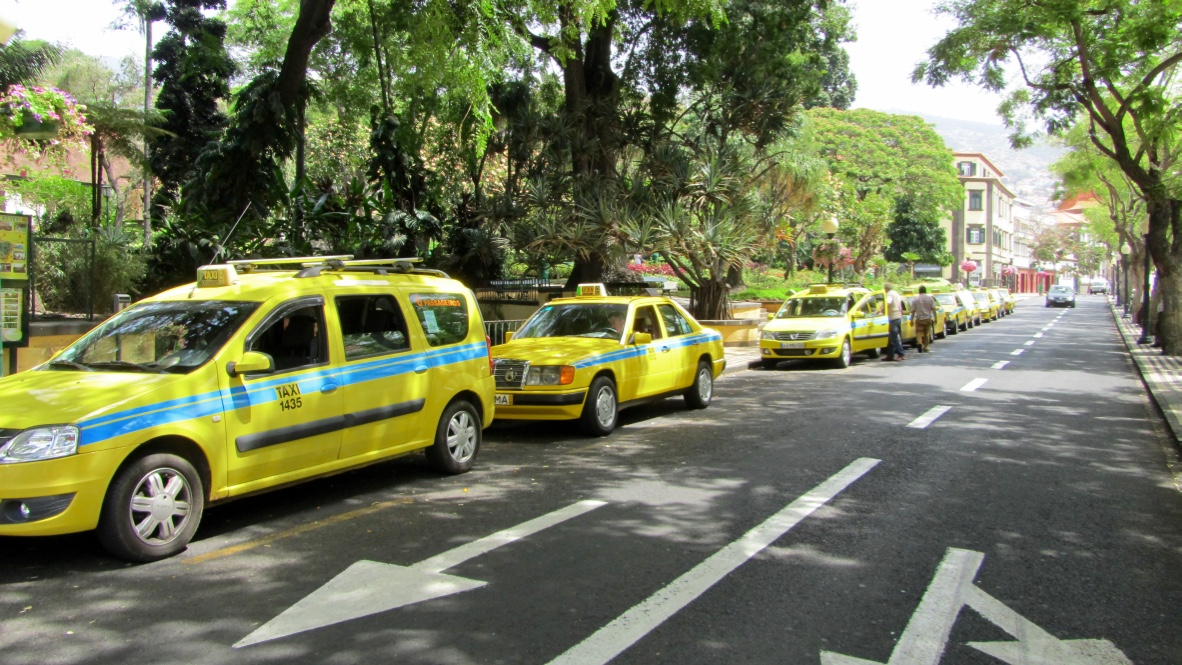 Taxis madeirenses