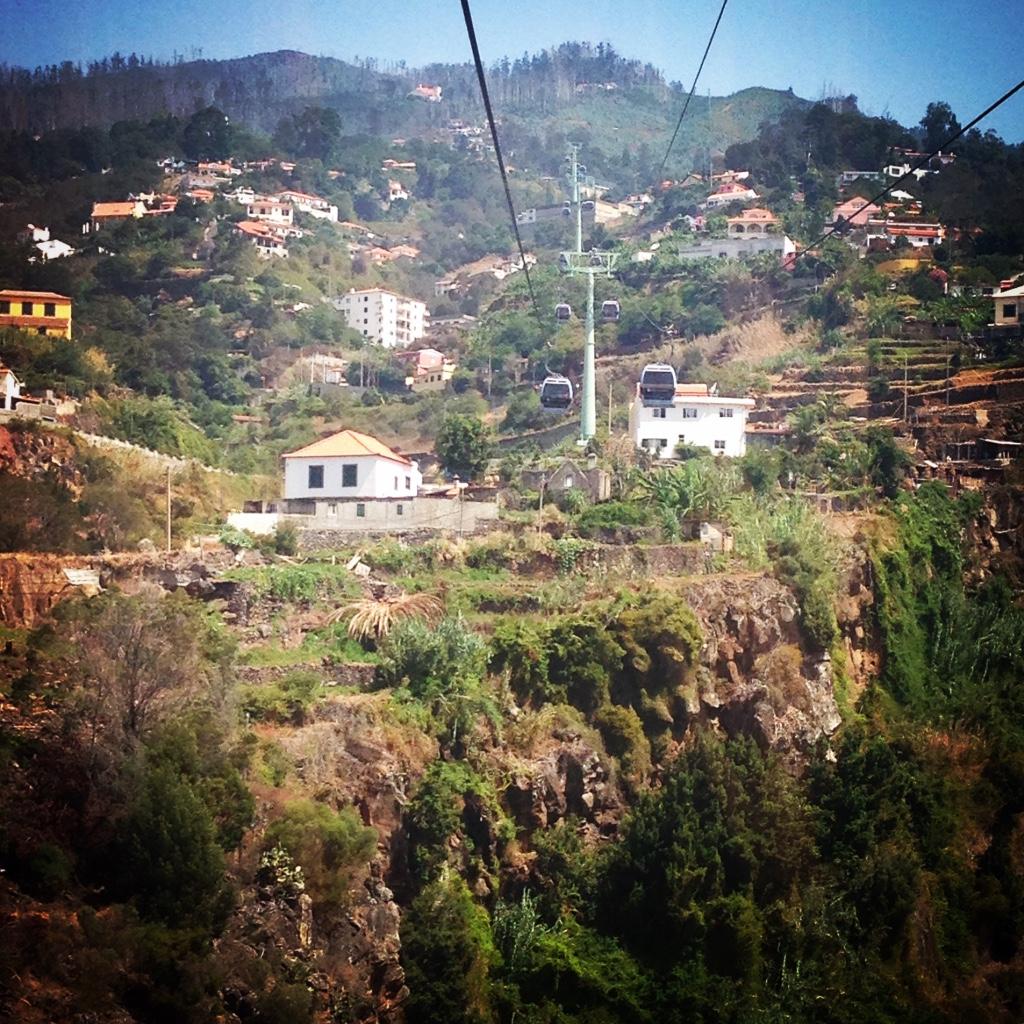 Teleféricos Funchal-Monte