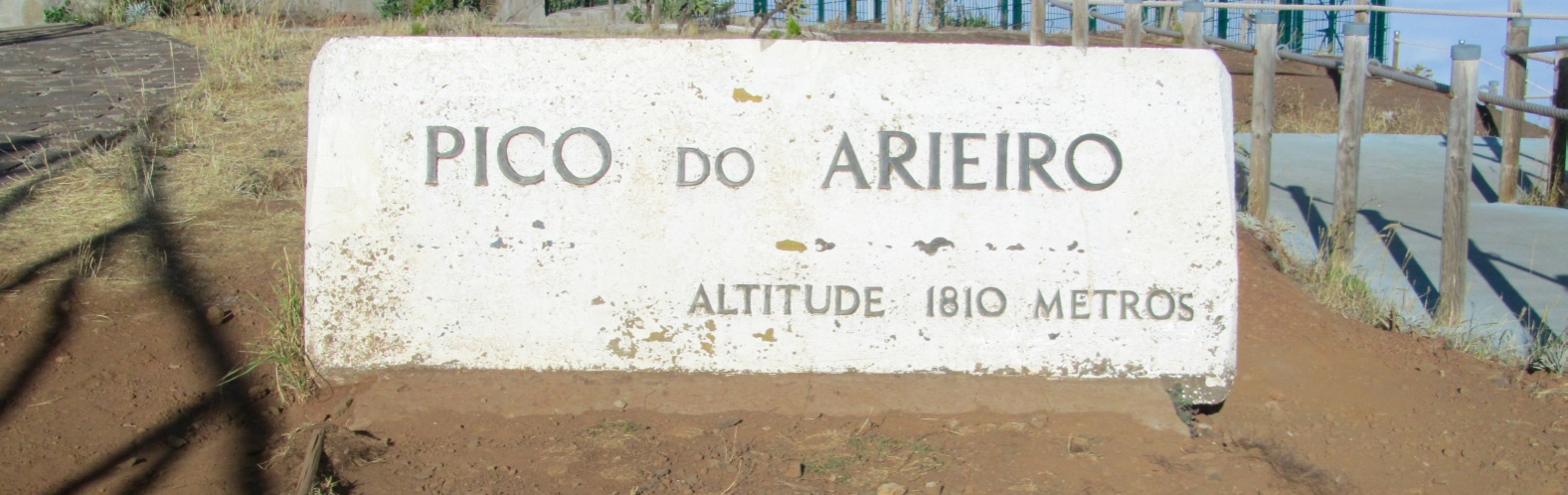 Pico Arieiro