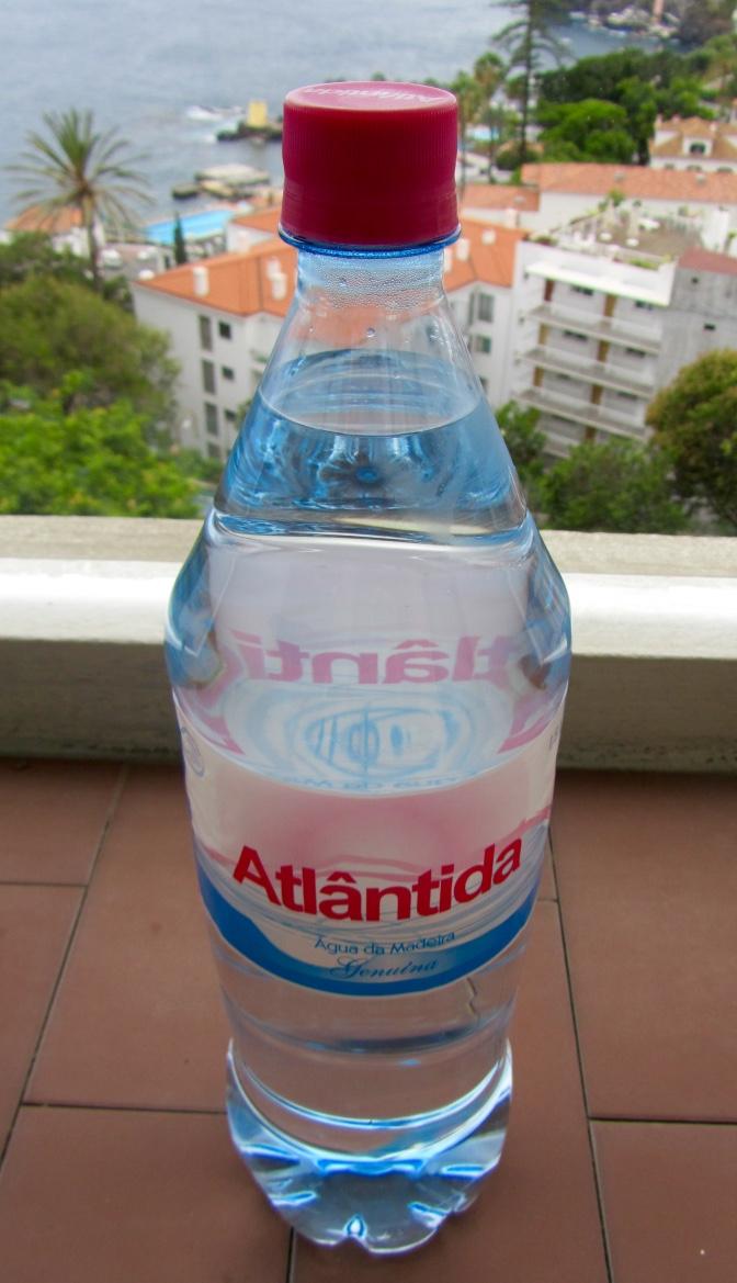 Agua mineral madeirense