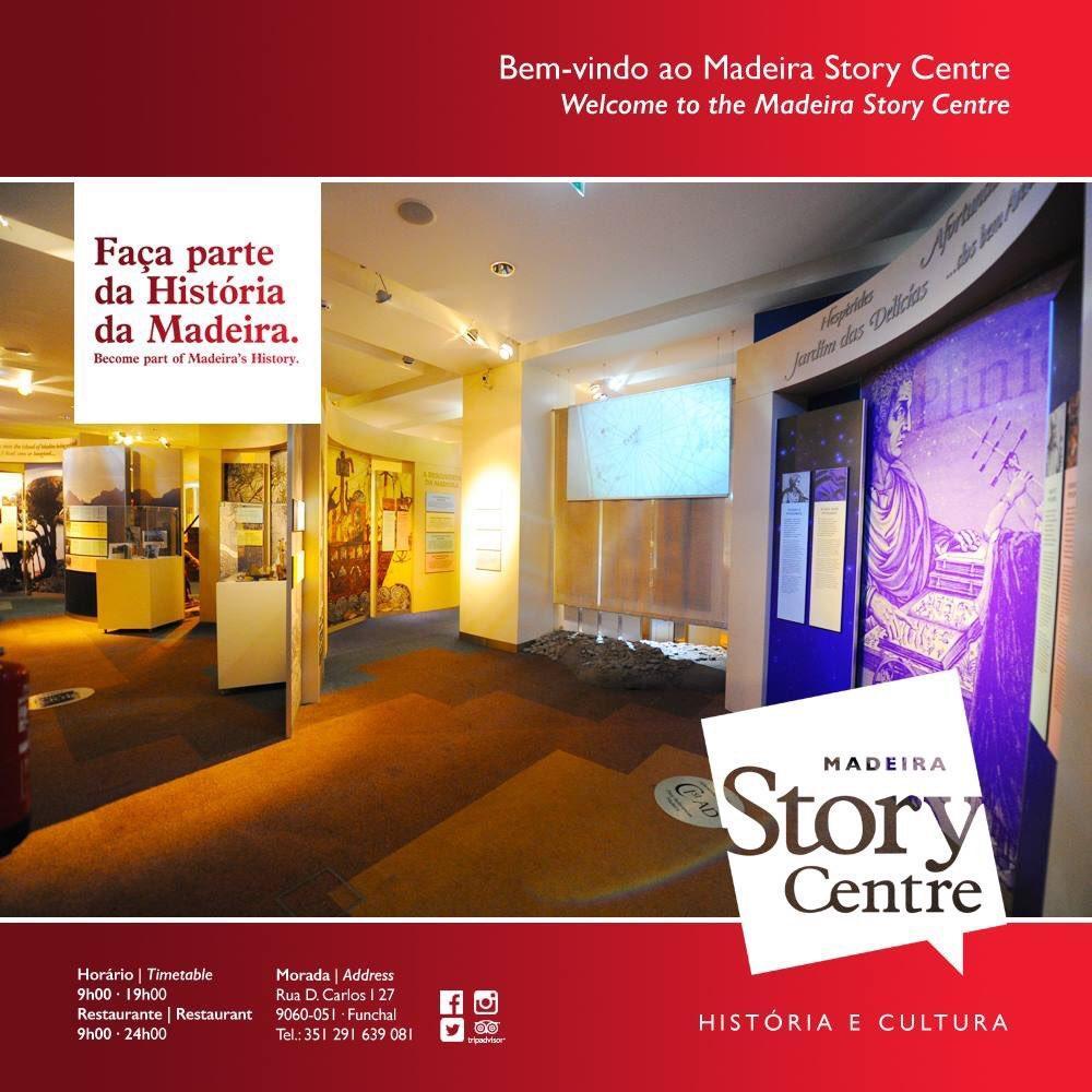 Madeira Story Center