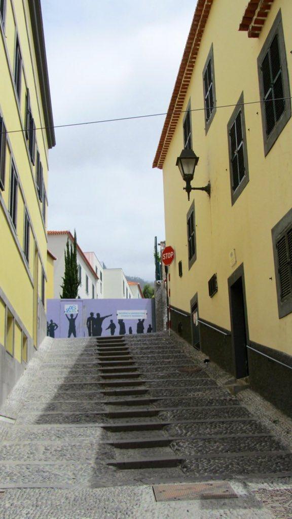 Residencia Universitaria Madeira exterior