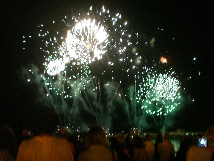 Festivales pirotécnicos en Madeira