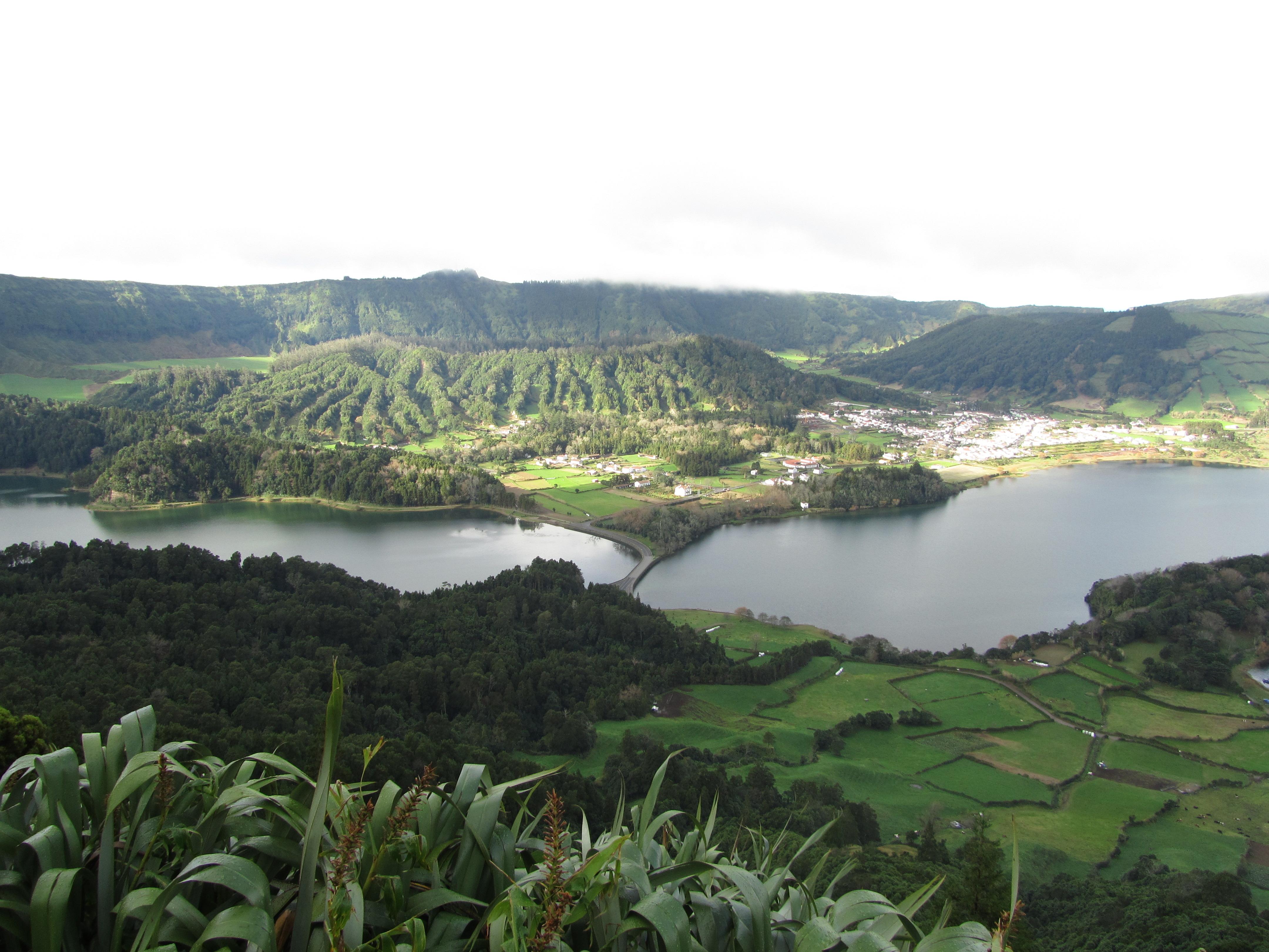 Las Azores Sao Miguel Madeira Para Viajeros